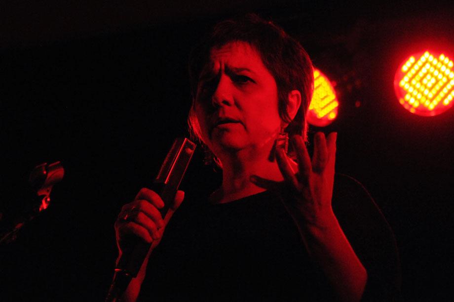 Laura Canoura en Concierto