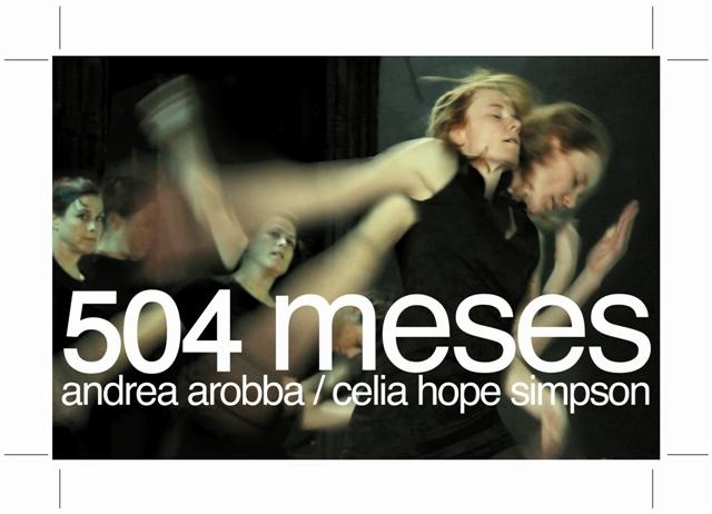 "Fundación Itaú presenta: ""504 Meses"" un espectáculo de Andrea Arobba"