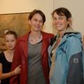 Denise Hermann, Daniela Hermann y Antje Leder