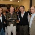 Diego Rodríguez, Marcelo Armas, Carlos Algorta y Martín Rodríguez