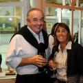 Federico Rubio y Agustina Jude