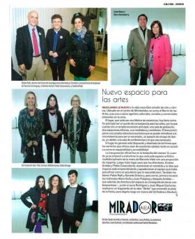 Cobertura de Prensa - Agosto 2016