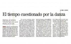 Cobertura de Prensa - Octubre 2016