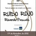 Ruido Rojo - Ricardo Pascale