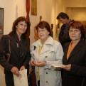 Rosa Martirena, Emma Rama y Miriam Veloz