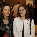 Victoria Cobuccio y Beatriz Pintos