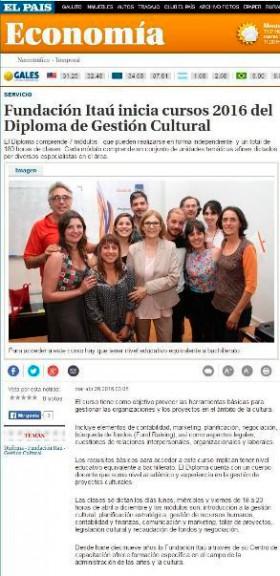 Cobertura de Prensa - Abril 2016