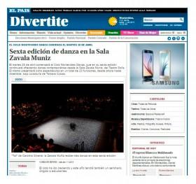 Cobertura de Prensa - Abril 2015