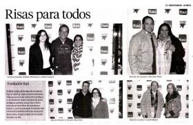 Cobertura de Prensa - Agosto 2015