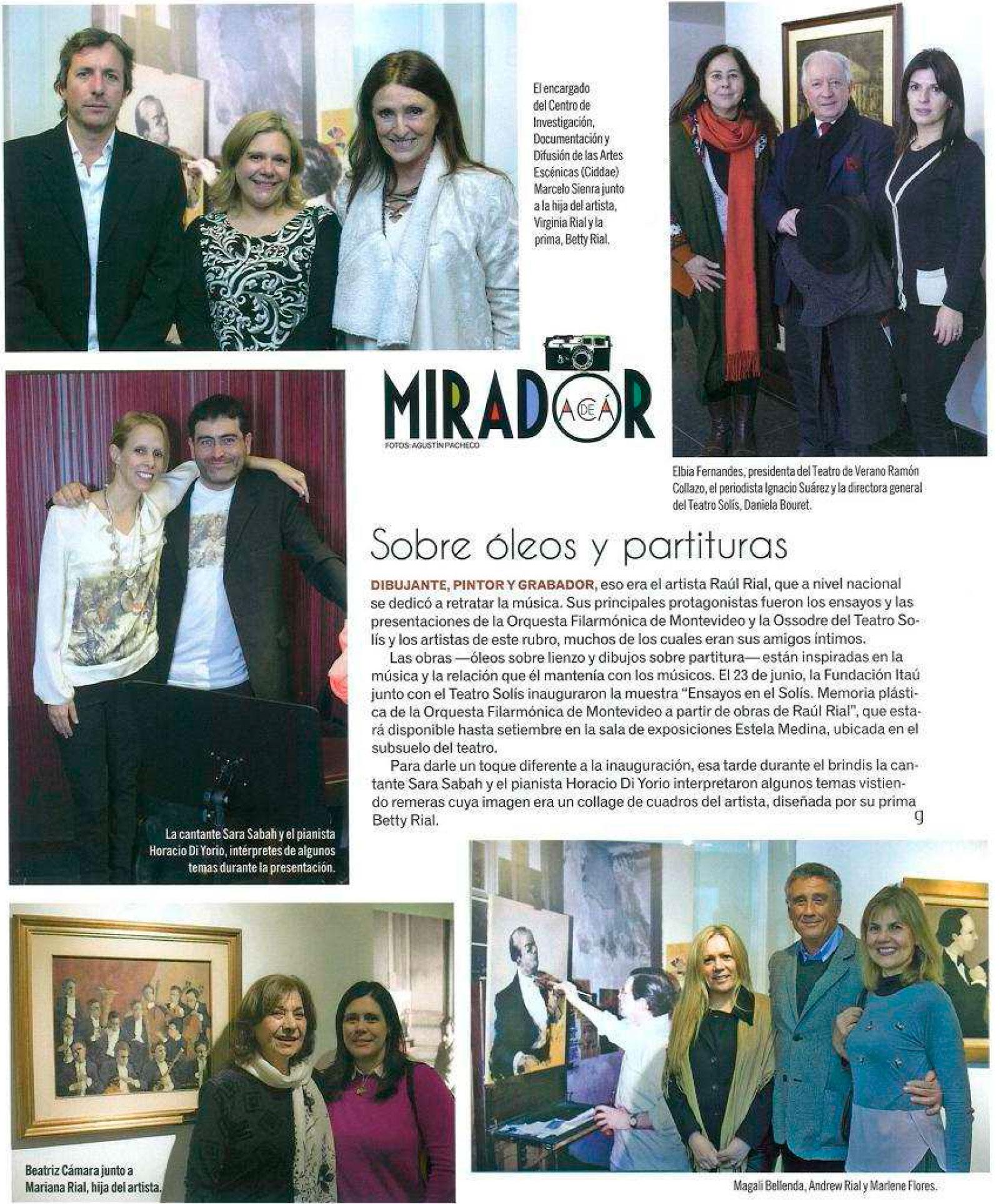 Cobertura de Prensa - Julio 2016