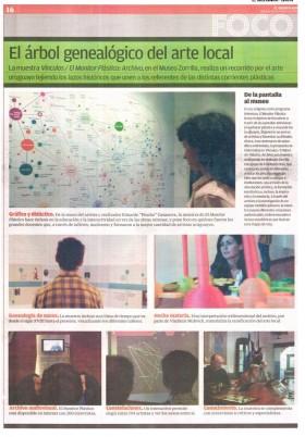 Cobertura de Prensa - Marzo 2016