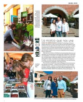 Cobertura de Prensa - Noviembre 2015