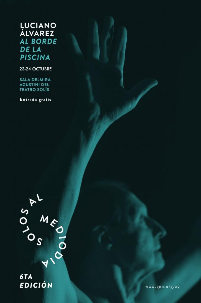 """""""SOLOS AL MEDIODÍA"""" – """"AL BORDE DE LA PISCINA"""" de Luciano Álvarez"""