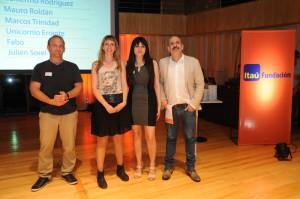 Edición del Cuento Digital Itaú del año 2013