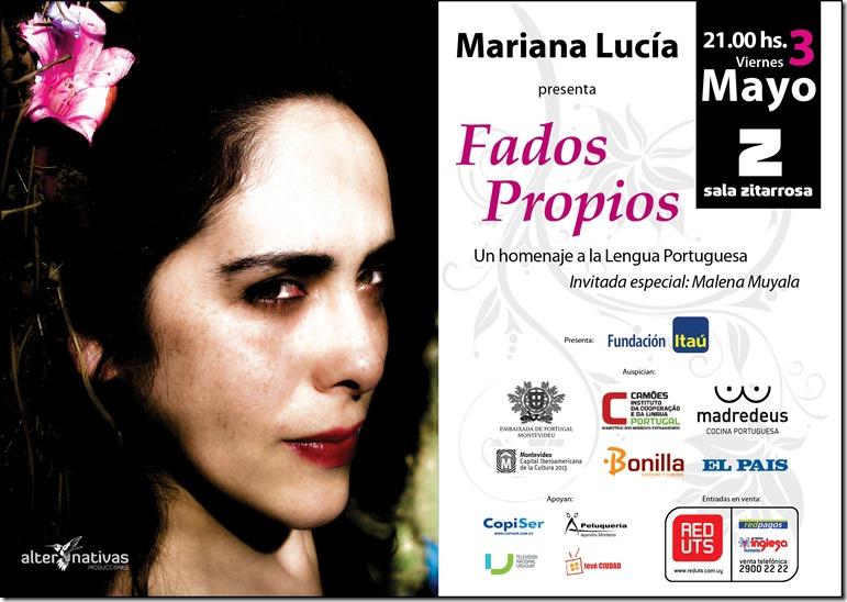 Mariana Lucia Fados Propios