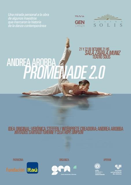 PROMENADE 2014 poster